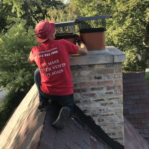 Chimney Service in Deerfield IL