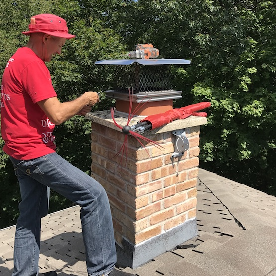 Chimney service in Buffalo Grove IL