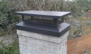 chimney monkey chimney cap installer