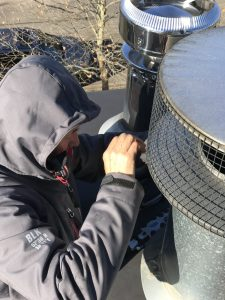 Chimney Sweep in Kenilworth