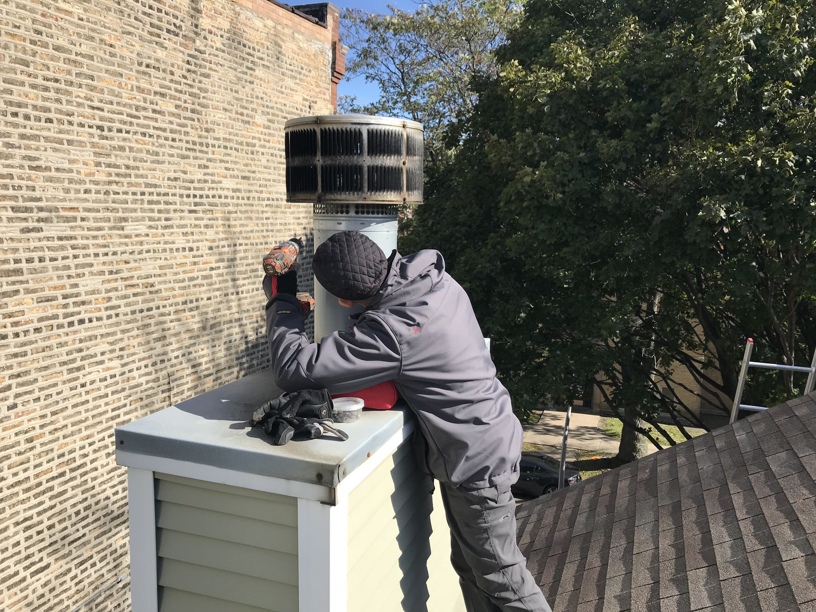 Chimney Inspection Chimney Monkey