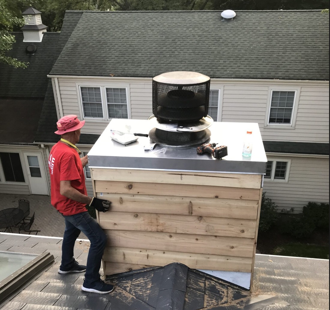Chimney sweep service in chicago